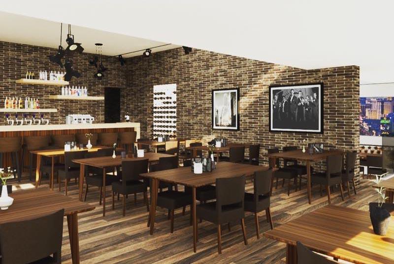 restaurant de nieuwe ram